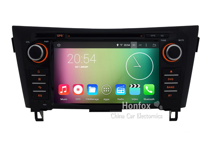 Quad Core Android 4.4.4 Headunit DVD For Nissan X-trail 2014+  with HD 1024X600 Radio wifi CAR Navigation GPS Stereo<br><br>Aliexpress