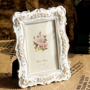 Online get cheap rustic photo frame - Vintage picture frames cheap ...
