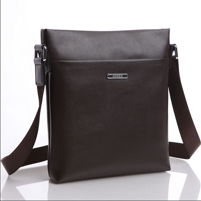 27*23*5cm 2015 New Leather men messenger bags High-end British Style Fashion travel bags All-match Shoulder Bags 7.21-250(China (Mainland))