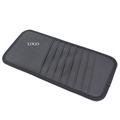 Car Styling Carbon Fiber CD Holder Package Car CD Clip Visor Fit For Audi A3 A5