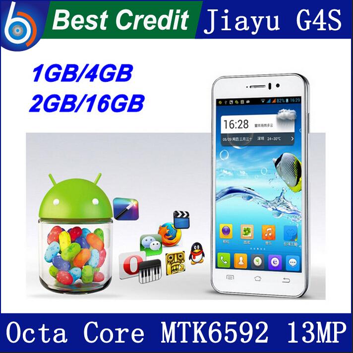 """freeshipping jiayu g4 G4s G4c phone android 4.2 1.7GHz 1GB/2GB RAM 13MP 3000mAh battery 4.7"""" IPS Gorilla Screen in stock/Eva(China (Mainland))"""