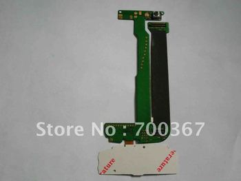 5pcs/lot Guaranteed 100% brand new flex cable for N95 8GB with fake camera+free shipping to all countries