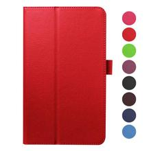 Hot Sale Leather Folio Stand Protective Case Cover For Acer Iconia One 8 B1-820 Wholesale&free shipping
