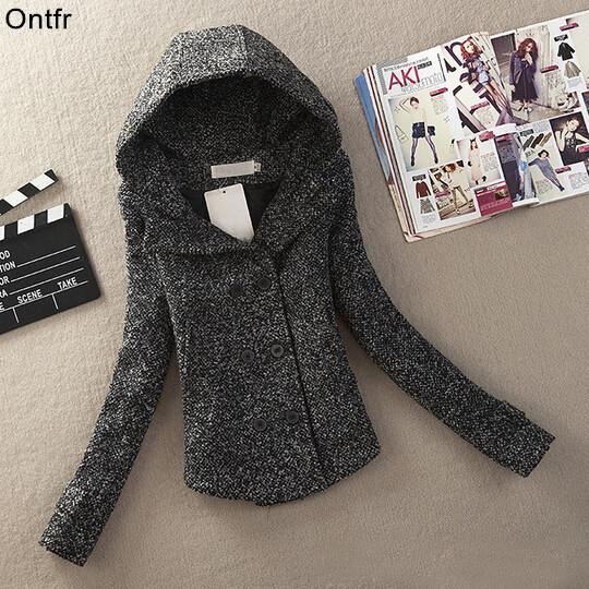Женская одежда из шерсти 2014 winter women wool coats YL0264c
