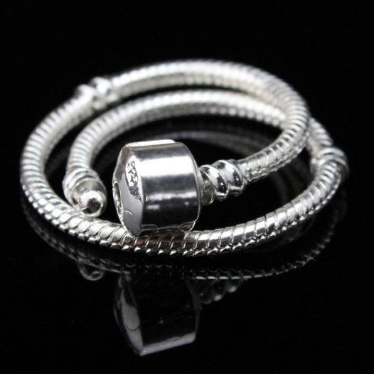 Новый высокое качество посеребренная браслет цепи змейки приспосабливать женщины ...