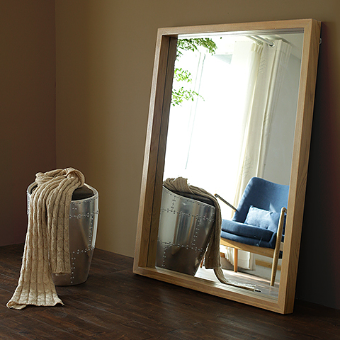 yidai home floor full length mirror dressing mirror