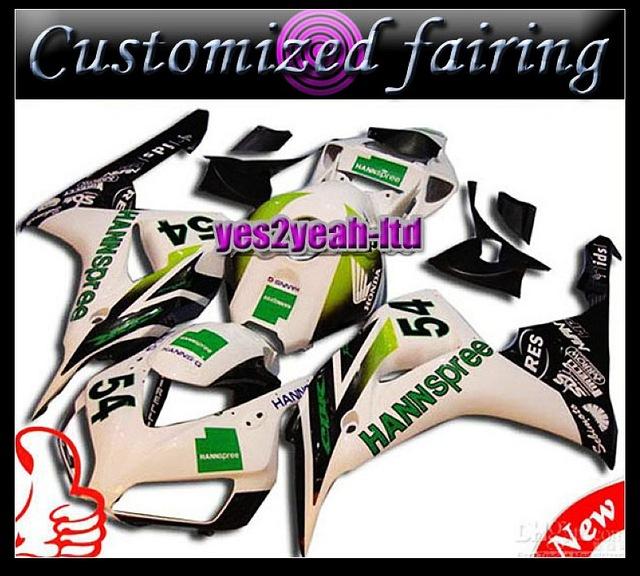 Customized fairing -Customize ABS Fairing -CBR1000 06 07 Fairing CBR1000 CBR1000RR 06 07 CBR 1000RR 2006 2007 06 07 Bodyfairing