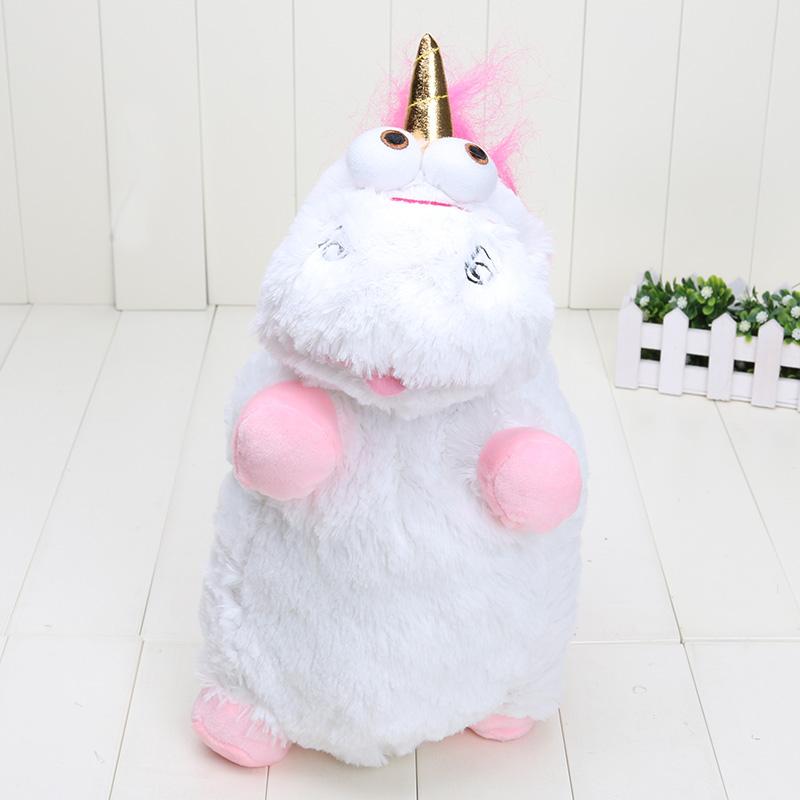 """16"""" 40cm Unicorn Plush Toy Soft Stuffed toys Animal Dolls Free Shipping(China (Mainland))"""