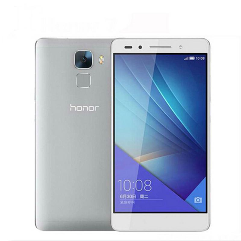 Origianl Huawei Honor 7 Mobile Phone Dual SIM 4G FDD LTE phone Octa core 3GB Ram Honor7 Full Metal 5.2 inch Screen Fast ship(Hong Kong)