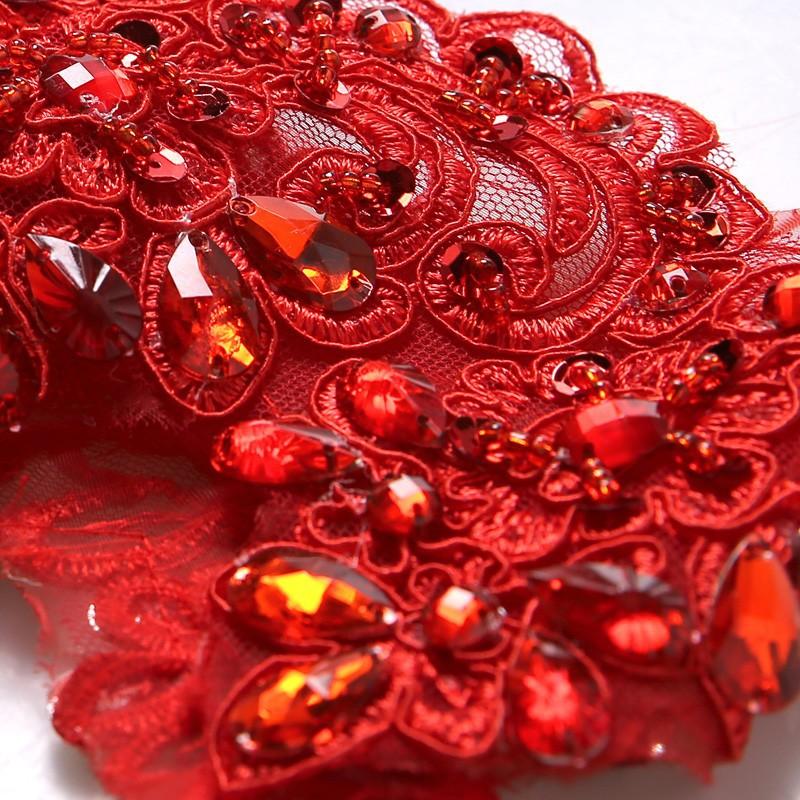 Long Red Evening Dress H769 (6)
