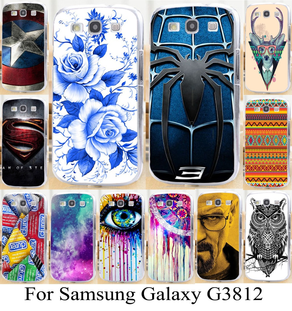 Hard Plastic Mobile Phone Case For Samsung Galaxy Express 2 G3812 Win Pro G3815 G3818 Case G3812 Cell Phone Case Cover Shell(China (Mainland))
