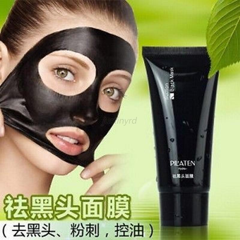 Beauty Women Face Blackhead Remover Mask,Deep Cleansing The Black Head,Acne Treatments Masks,Blackhead Mask(China (Mainland))