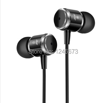 Original JMF 3.5mm Earphone &Headphones For IPhone 5 5S 4 Samsung MP3 MP4 High quality Fashion cool Best Bass Free Shipping(China (Mainland))