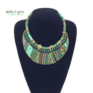 Массивные ожерелья из Китая