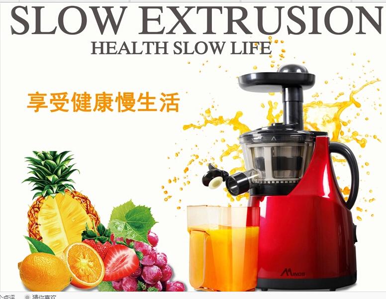 Domo Slow Juicer 150w Fruitpers Stuk in de aanbieding kopen