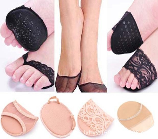 Cushion insoles for heels