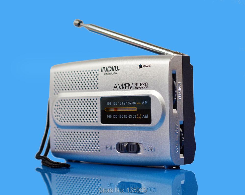 Mini Radio AM FM Receiver World Universal High Quality FM 88 108 AM 530 1600 KHz
