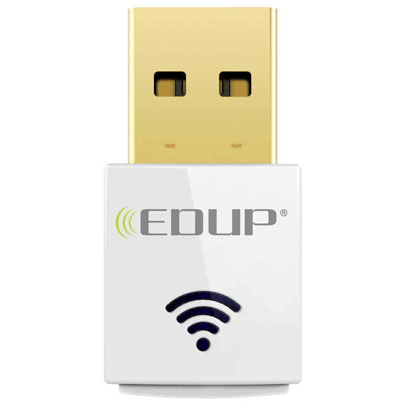 EDUP USB wireless Wifi Adapter Dual Band 2.4Ghz/5Ghz 600Mbps 802.11AC Wifi Network Adapter(China (Mainland))