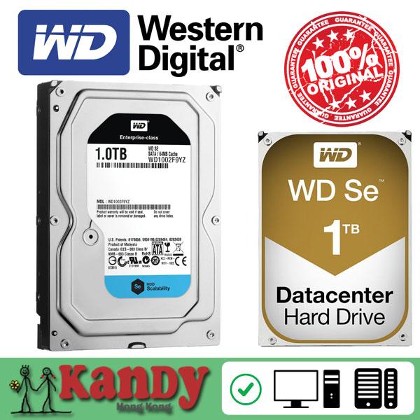 Western Digital WD SE 1TB hdd sata 3.5 disco duro interno internal hard disk harddisk hard drive disque dur desktop hdd server(China (Mainland))
