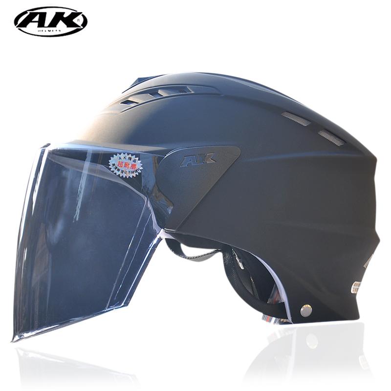 Motocross Ak motorcycle electric bicycle helmet anti-uv sunscreen sun-shading safety helmet(China (Mainland))