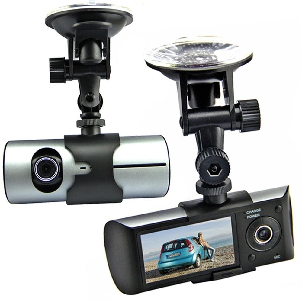 New Car Styling Hot hot hot hot X3000 2.7 Inch Screen Dual Camera Car Blackbox DVR with GPS Logger and G-sensor X3000 Car Camera(China (Mainland))
