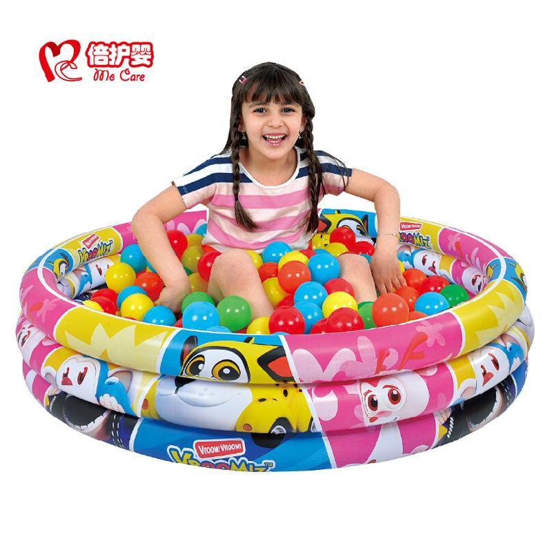Inflatable swimming pool for children infant play sand pool ocean ball pool z763a3(China (Mainland))
