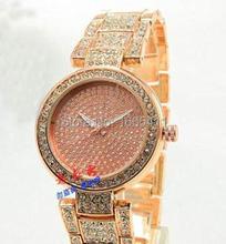 2015 Hot Sales New Luxury Brand Watch Women Kors Watches Men Clock Digital Diamond Quartz Casual