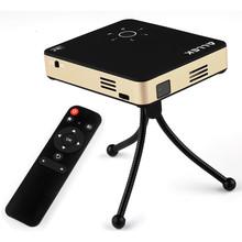 Mini DLP LED WIFI Home Cinema 800LM Home theater projector 3000:1 HDMI AV VGA