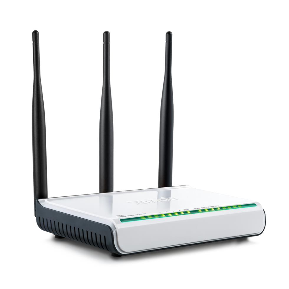 Antenna Router Linksys Router With 3 Antennas