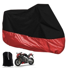 Universal High Quality 3 Colors Size L Waterproof Motorcycle Moto Electric Bicycle Covers Motor Protector Rain Coat Q40