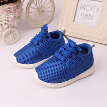 2016 1 to 3 years old baby shoes boys and girls casual sports shoes soft bottom newborn toddler shoes children's sneakers(China (Mainland))