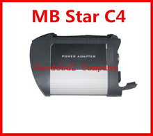 SD Connect C4,MB star c4 SD Connect Compact 4 Star Diagnosis for mercedes only main machine(China (Mainland))