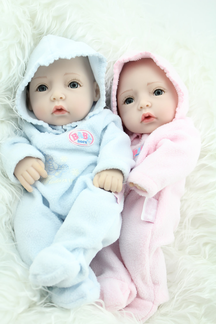 asian baby twins