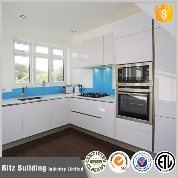Buy Express Modular Kitchen Cabinets In High Gloss Finish: Guangzhou Design Wholesale Furniture High Gloss Lacquer