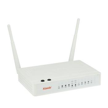 Kasda KW5225BUK Wireless Bonding VDSL/ADSL Modem Router 300Mbps WiFi TR-069 IPv6 USB2.0 Support