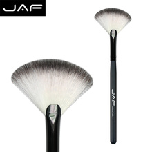 Retail Small fan powder brush fiber hair professional makeup brush fan makeup brushes Free Shipping 07SGF