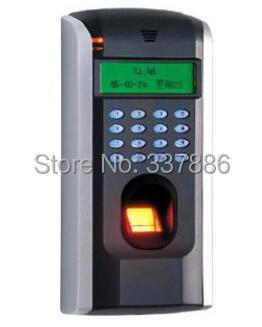 ZK software fingerprint door access control system and time attendance