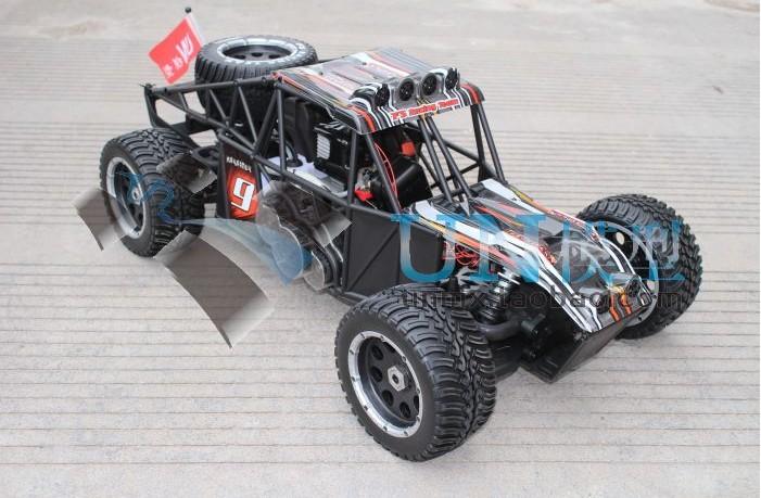 1:5 gas rc car sand car 4WD 26CC CY engineer WALBRO 668(China (Mainland))