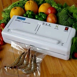 Multifunction Vacuum Household Sealing Machine Strengthen Sealer Packer Fully-automatic Packing Food Dry Wet Dual-use