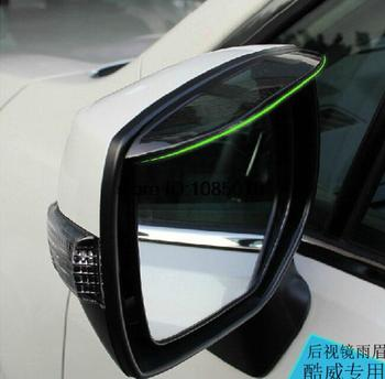 ACCESSORIES FIT FOR DODGE JOURNEY FIAT FREEMOND SIDE DOOR WING MIRROR VISOR RAIN SNOW GUARD SHADE SHIELD REAR VIEW 2010-2015