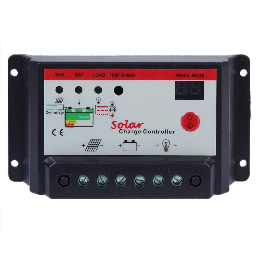 2015 24V Solar Panel battery charge controller 30A 12V Solar PV system indoor use #02(China (Mainland))