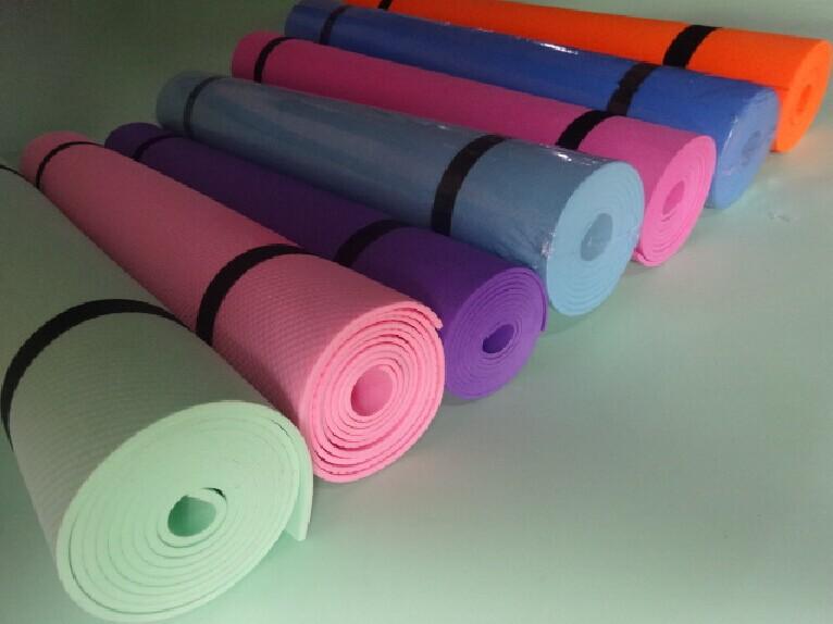 Коврик для йоги Nobrand 1 173 * 61 * 0,4 pad EVA цена и фото