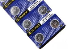 10x TianQiu AG13/357A LR44 303/357 L1154 AG13 1.55V Alkaline Button Cell Coin Battery Wholesale Factory Price High Capacity