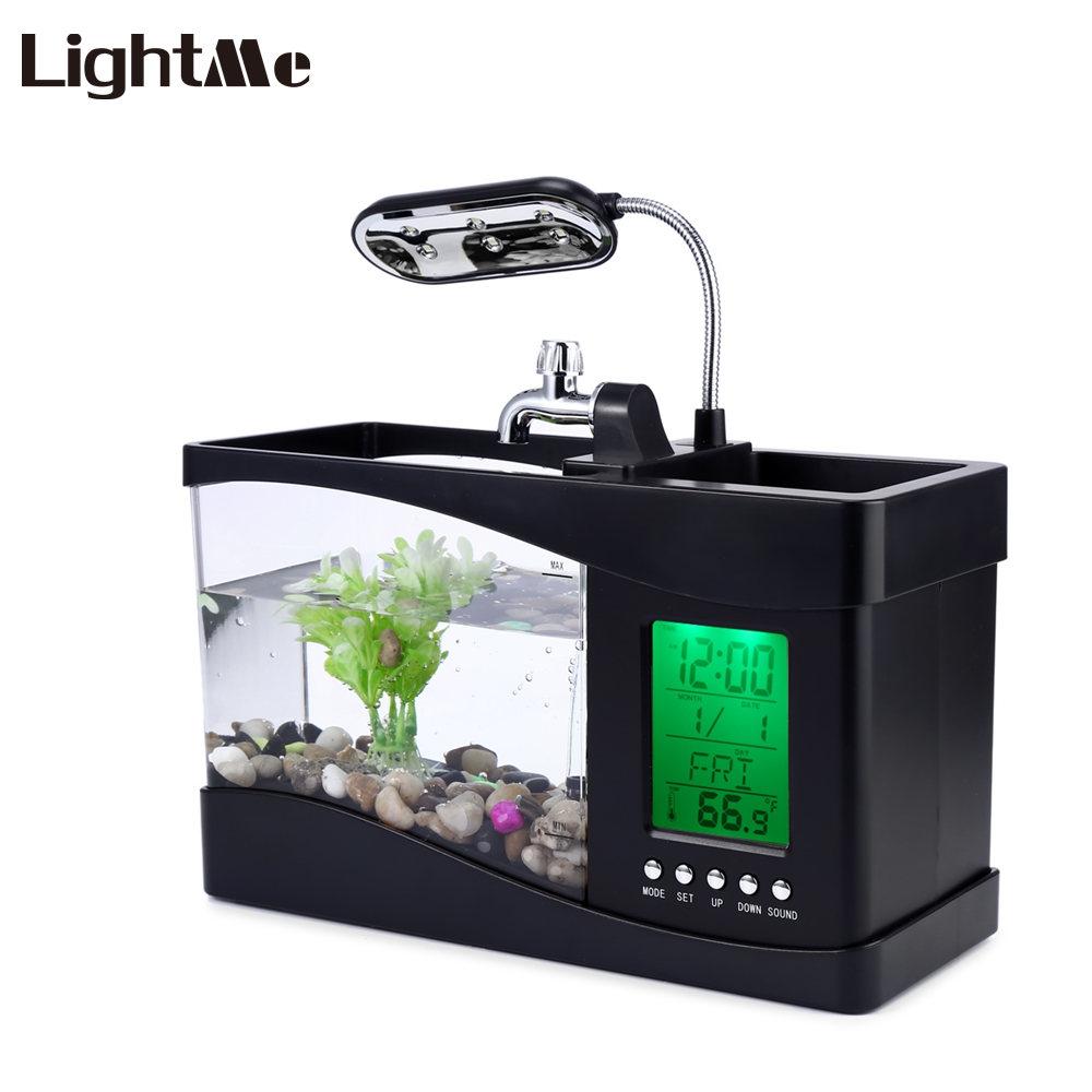 Usb mini aquarium reviews online shopping usb mini for Mini aquarium