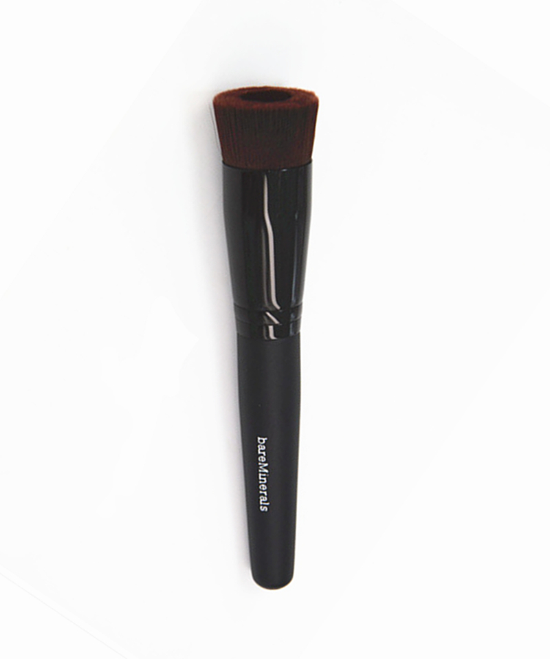 Bare essentials makeup brushes (pack of 7)
