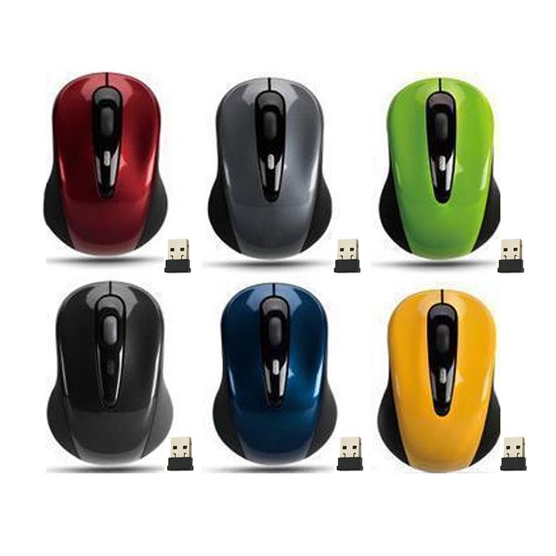 Compra peque os ratones inal mbricos online al por mayor - Ratones para ordenador ...