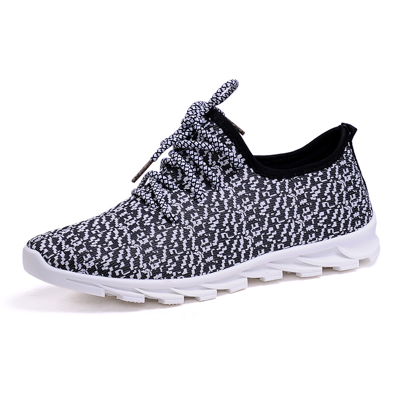 2016 new Hot sell New Men s Women s Casual Shoes Fashion Breathable Shoes Lace up