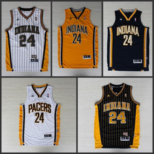 Best Quality 2015 New Arrivals . NBA Caps Indiana Pacers Jersey #24 Paul George Dolls(China (Mainland))