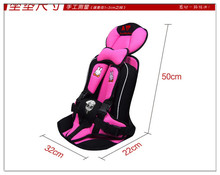 Hot Selling Beautiful Car Safety Seat/Child Car Booster,4 Colour Comfortable and Soft Fabrics Baby Chair Car Sale,9-8kg