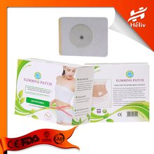 Popular in Russia 30 patches/lot fast weight loss products navel slimming patch weight loss